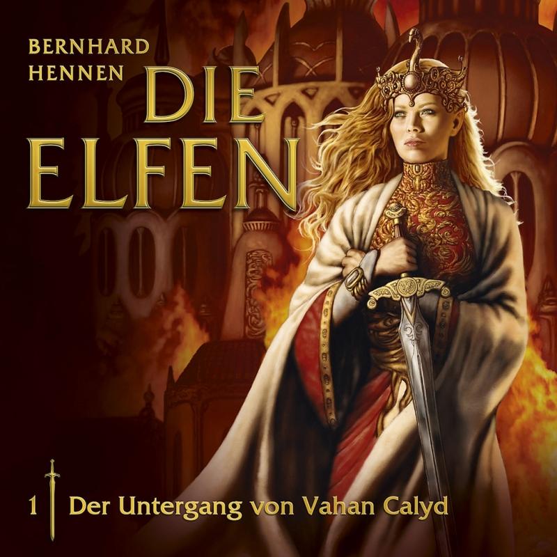 Die Elfen - Der Untergang von Vahan Calyd