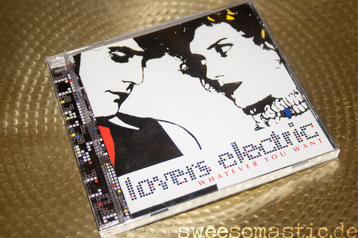 Lovers Electric: Whatever you want