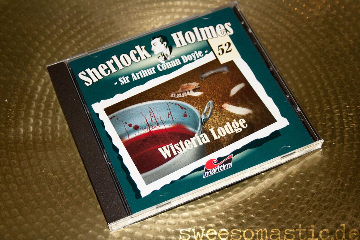 Sherlock Holmes 52: Wisteria Lodge