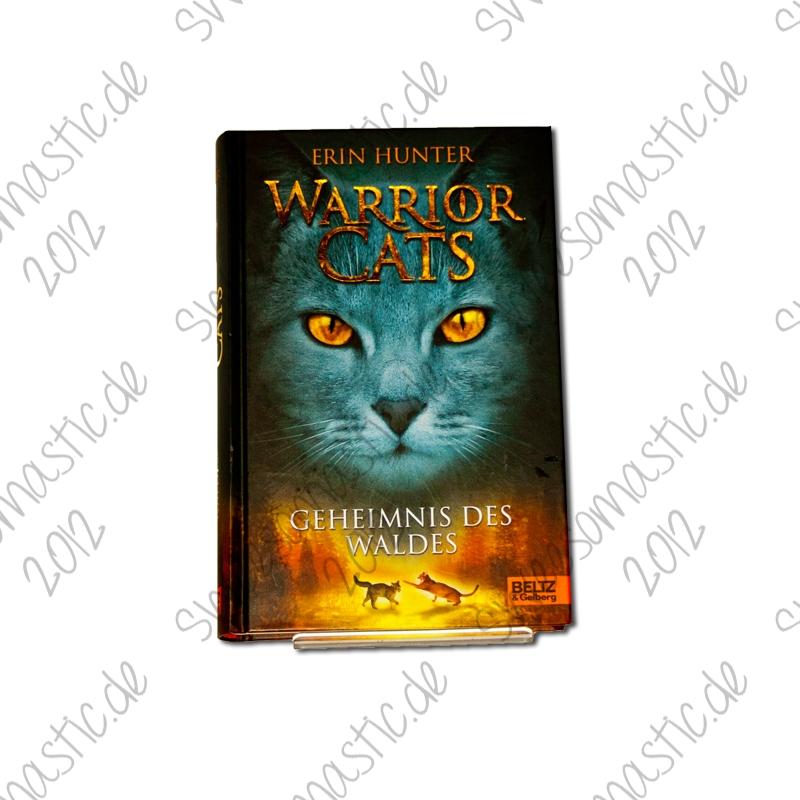 Warrior Cats: Geheimnis des Waldes