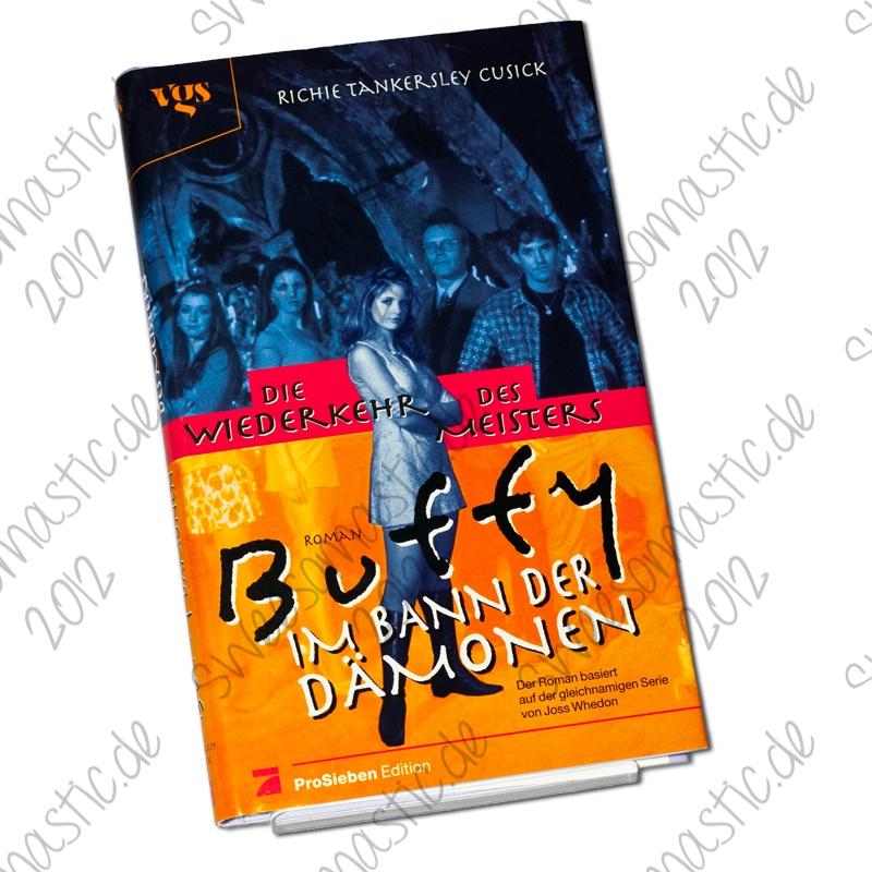 Buffy: Im Bann der Dämonen - Die Wiederkehr des Meisters