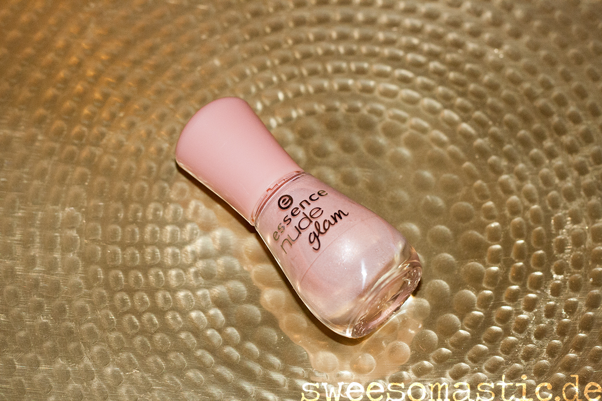 Essence Nude Glam 02 Iced Strawberry Cream