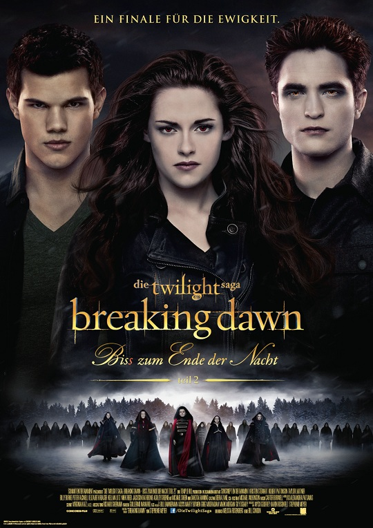Breaking Dawn (2)