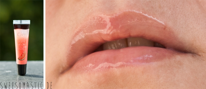Fruity Melon, Lipgloss von Cien