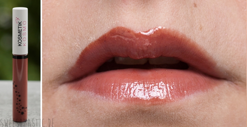 Wunderbox Prall Gefüllt Lipgloss Karamell