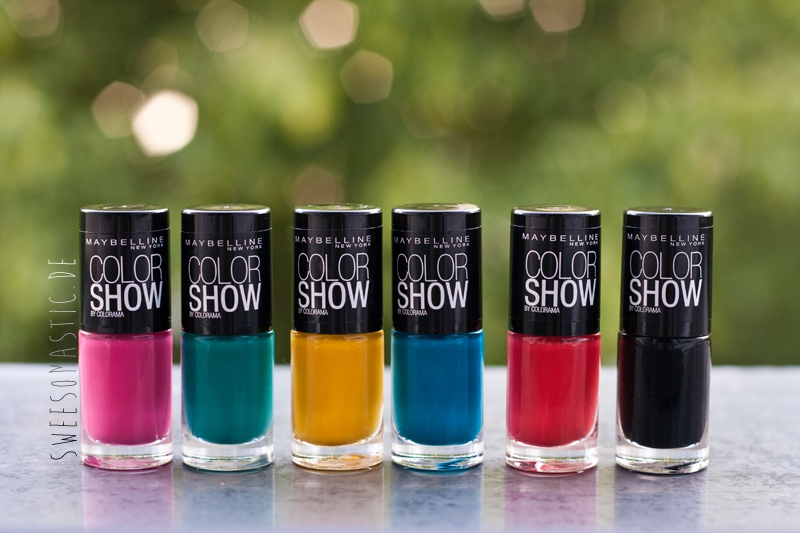 maybelline colorshow nail art pen nagellack g nstig bei. Black Bedroom Furniture Sets. Home Design Ideas