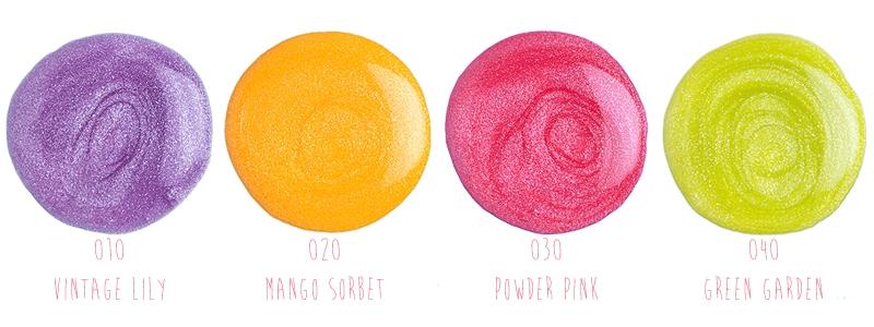 Nagellackfarben Online