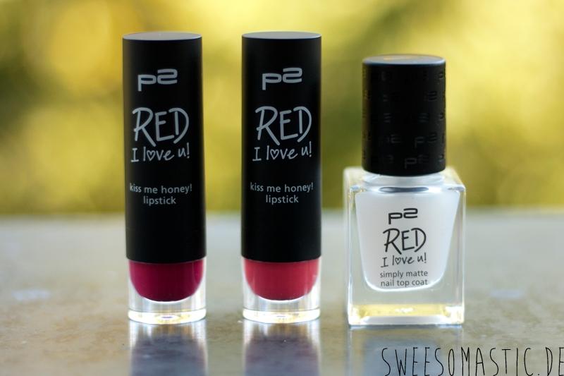 Red I Love You LE von P2
